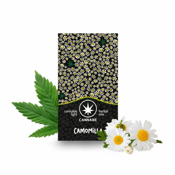 Hemp and Camomile Herbal Mix