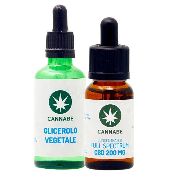 Natural e-liquid Kit