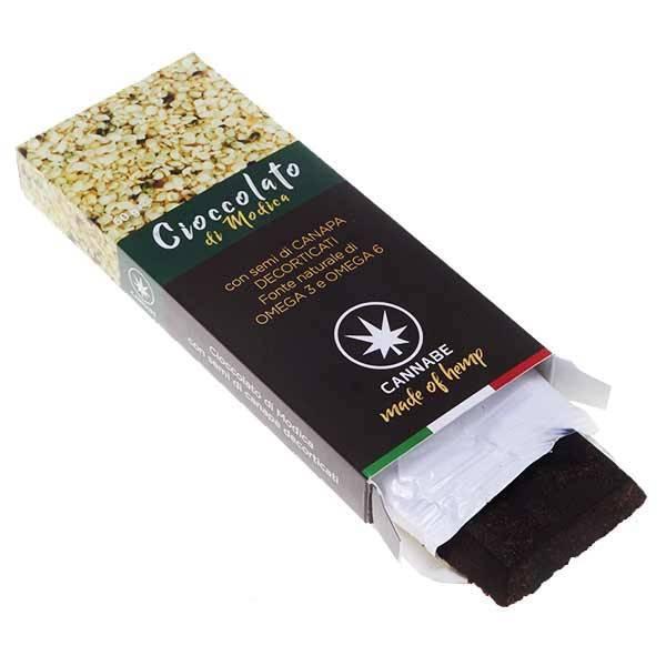 Modica's Hulled Hemp Seed Chocolate