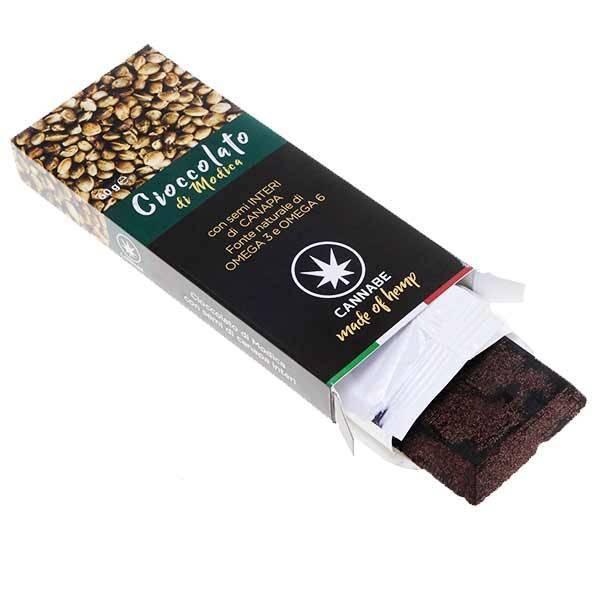 Modica's Hemp Seed Chocolate