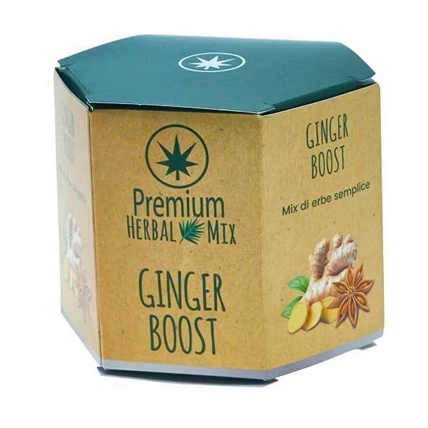 Herbal Mix Premium - Ginger Boost
