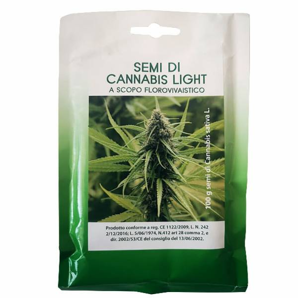 Kompolti - Cannabis Sativa L. Seeds 100g