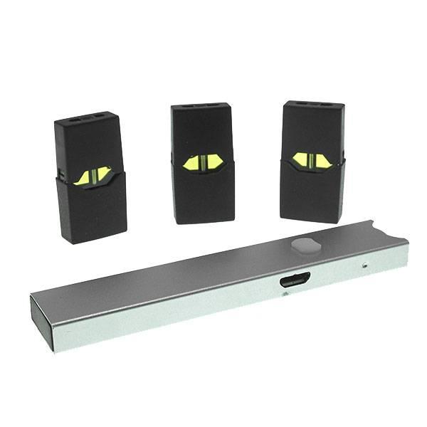 CBD Vape Kit Battery + 3 Pods